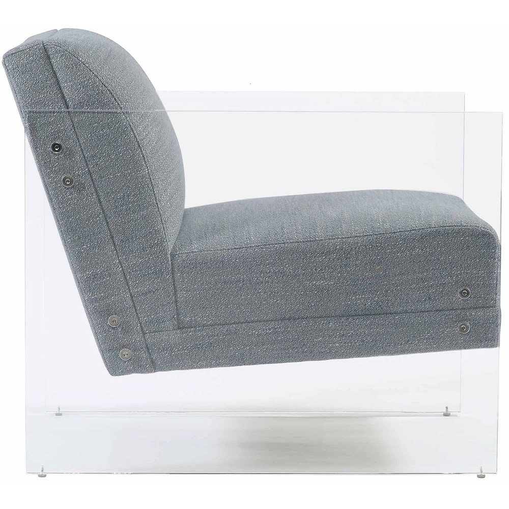 Magic Float Accent Chair: Urbana Floating Accent Chair