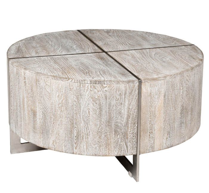 Desmond Rnd Coffee Table Exquisite Living
